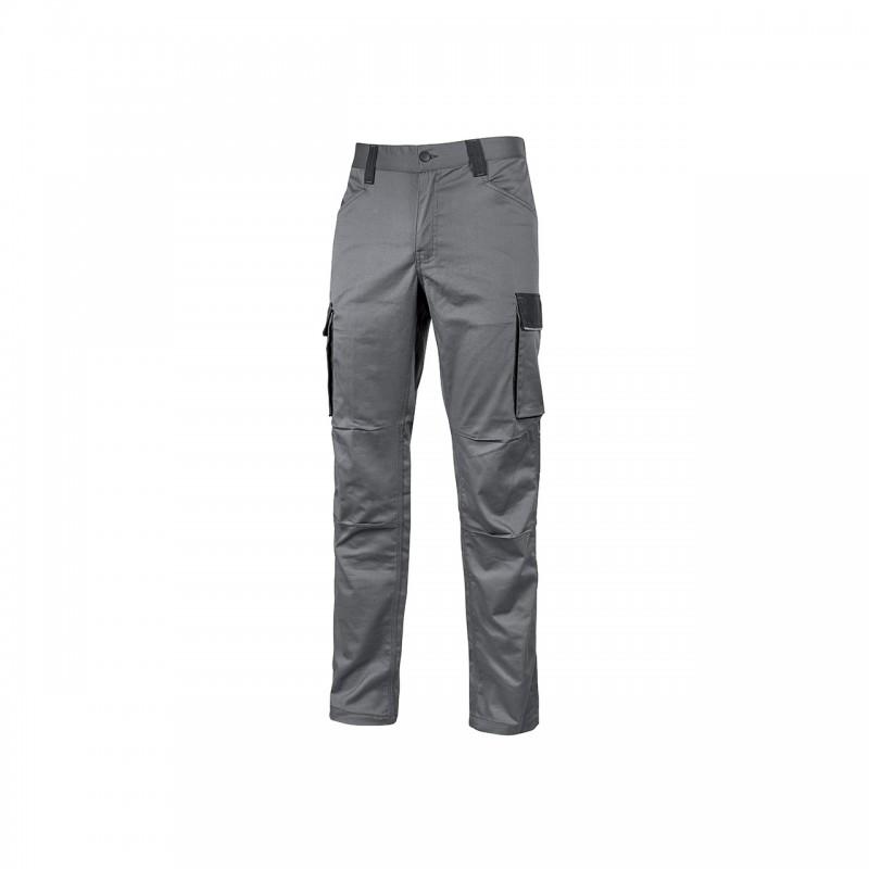 Pantaloni Crazy Grey iron